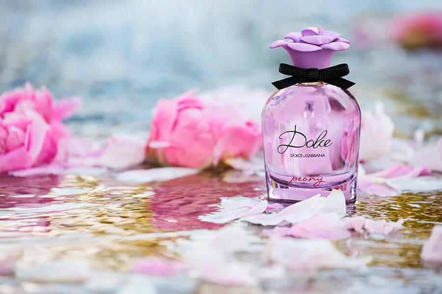 Dolce&Gabbana nouvelle fragrance Dolce Peony