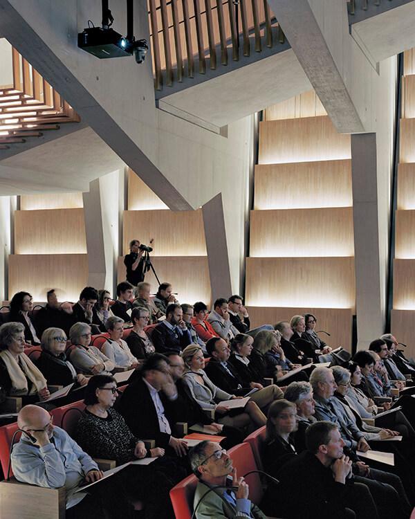 Auditorium ©Tonatiuh_Ambrosetti_Fondazione