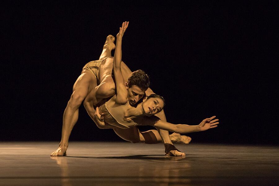 Ballet EREIT Petite mort( au retour du GTG Place de Neuve (c) Gregory Batardon