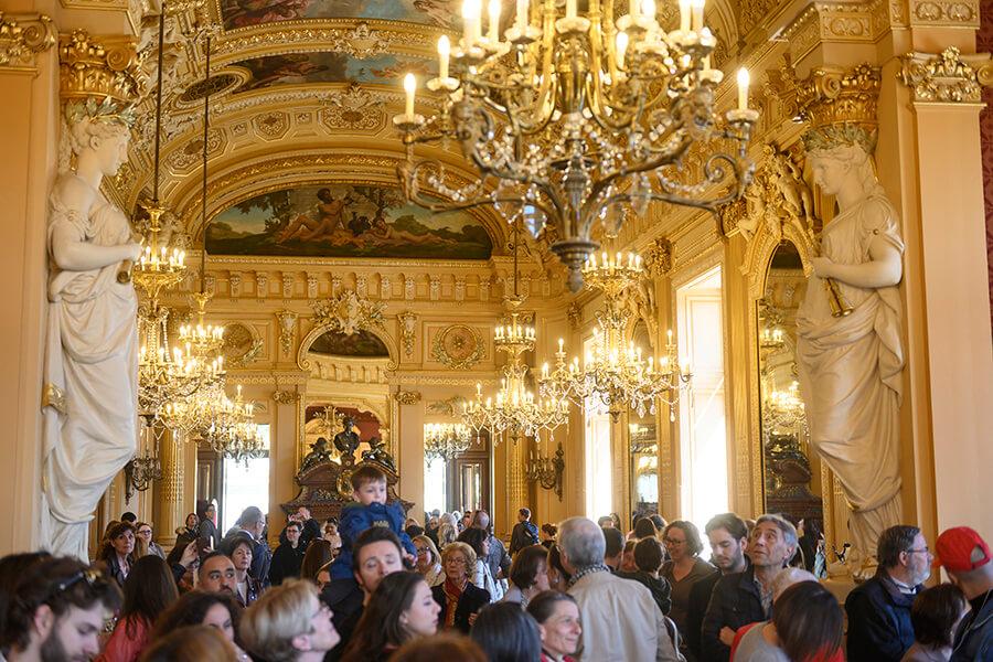 Visite ouverture au public du GTG (c) Carole Parodi
