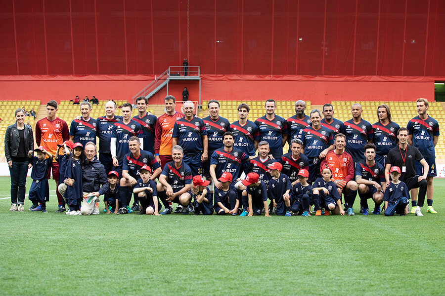 StarTeam Monaco Football Team
