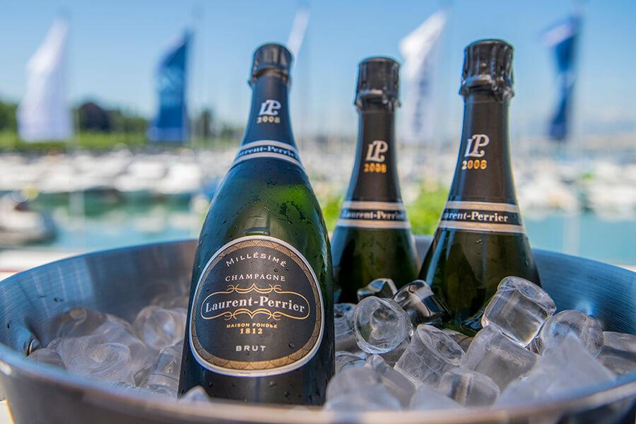 Laurent-Perrier Champagne Millésimé une magnifique richesse aromatique