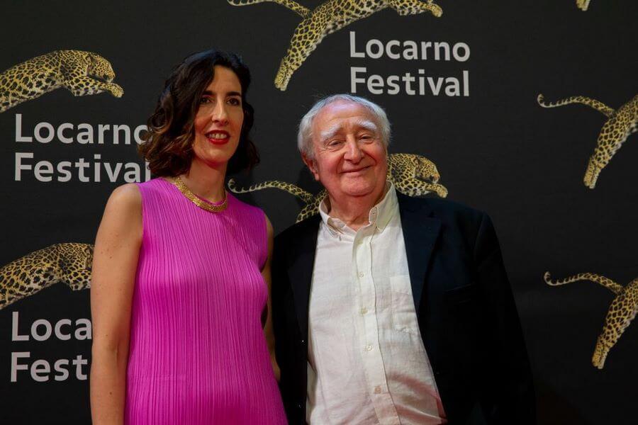 Lili Histin et Fredi M. Murer Leopard à la carrière (c) Mas. Pedrazzini
