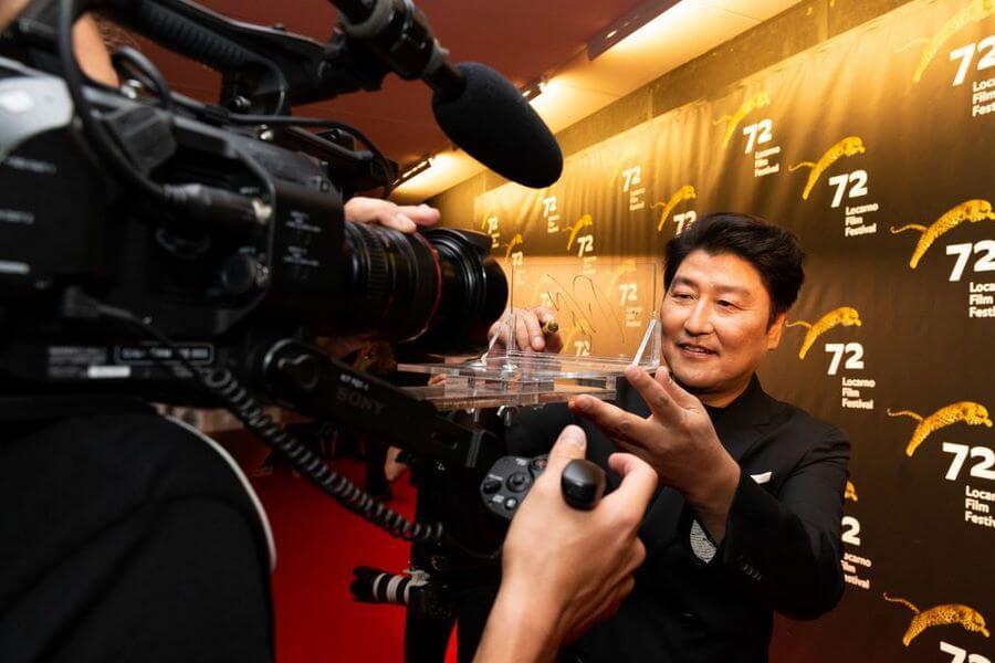 Kang-ho Song acteur Excellence Award (c) Mas. Pedrazzini