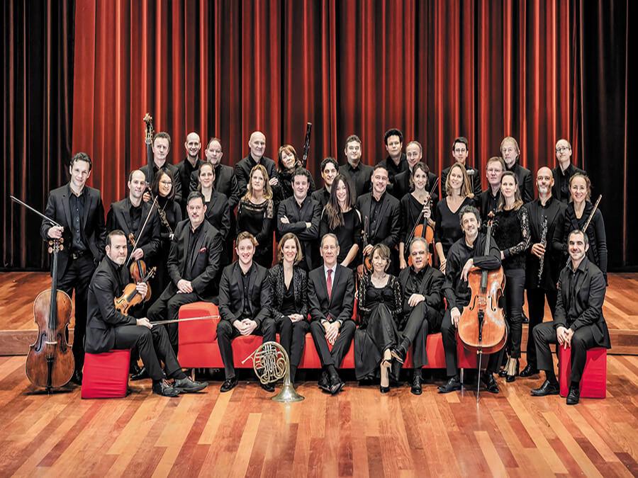 L' Orchestre de Chambre de Genève (c)Volpe.photography