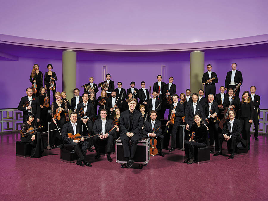 L'Orchestre de Chambre de Lausanne (c) Federalstudio.com