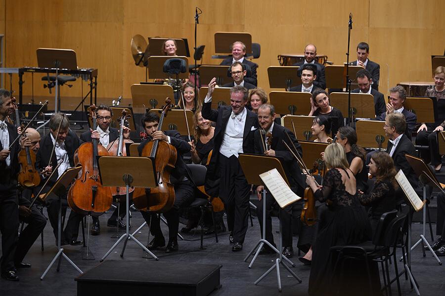 L'OSR a fait un triomphe lors du Festival Internacional Santander- ©️Pedro Puente Hoyos