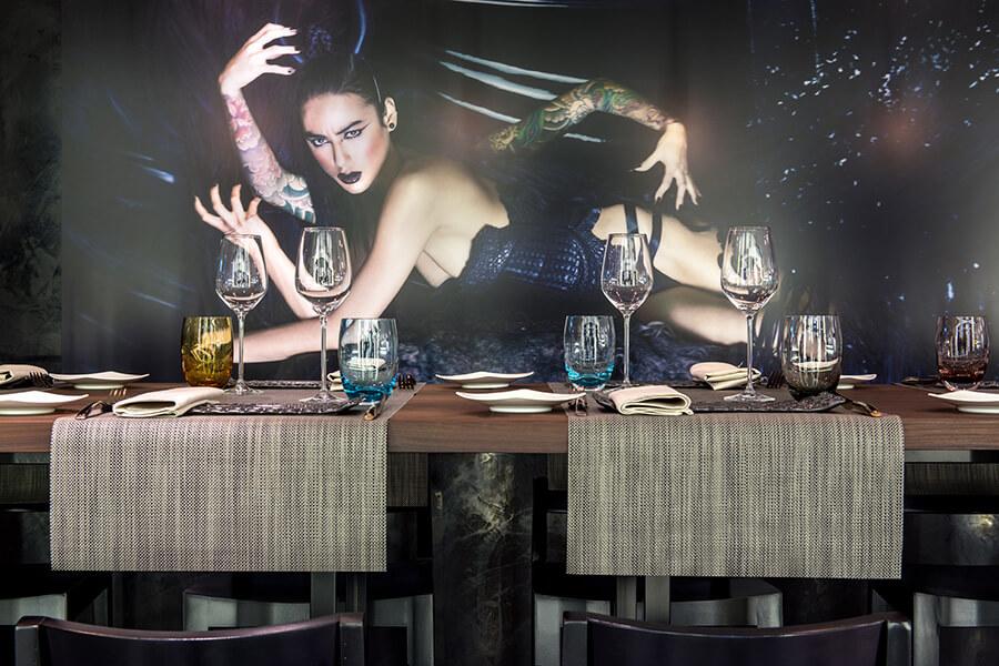 Eat-Hola Tapas Bar et restaurant sous la direction de Sergi Arola
