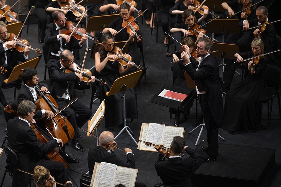 l'OSR a interprété Beethoven et Wagner au Festival Internacional Santander-©️Pedro Puente Hoyos