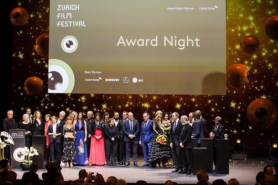 Award Night Opera tous sur scène pour les Awards