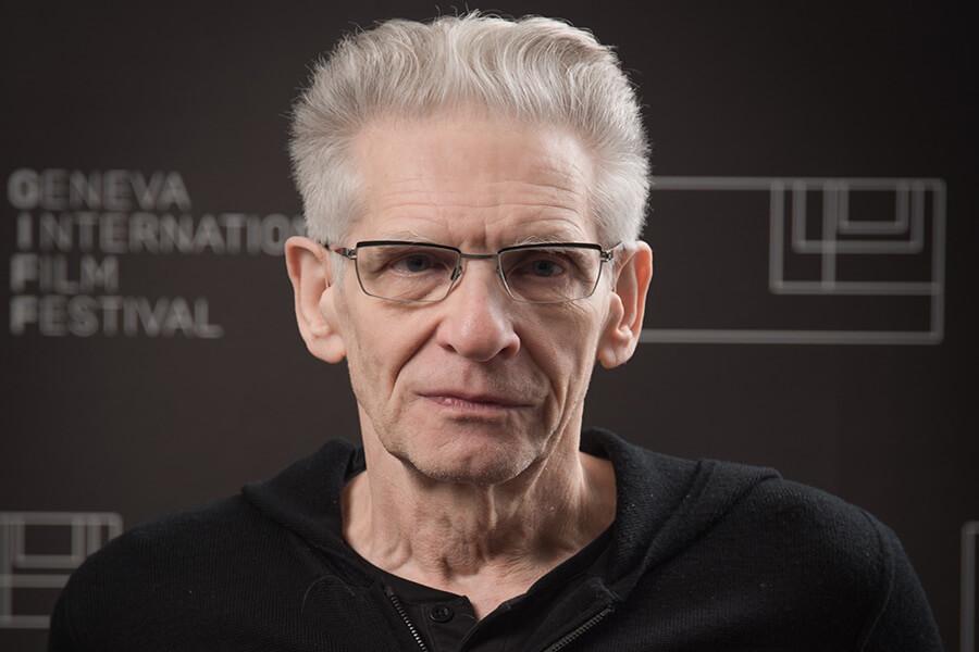 David Cronenberg Prix Spécial de la 25e édition GIFF