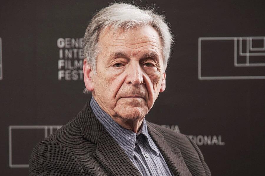 Rencontre avec le grand Monsieur du Cinéma d'opinion Costa Gavras