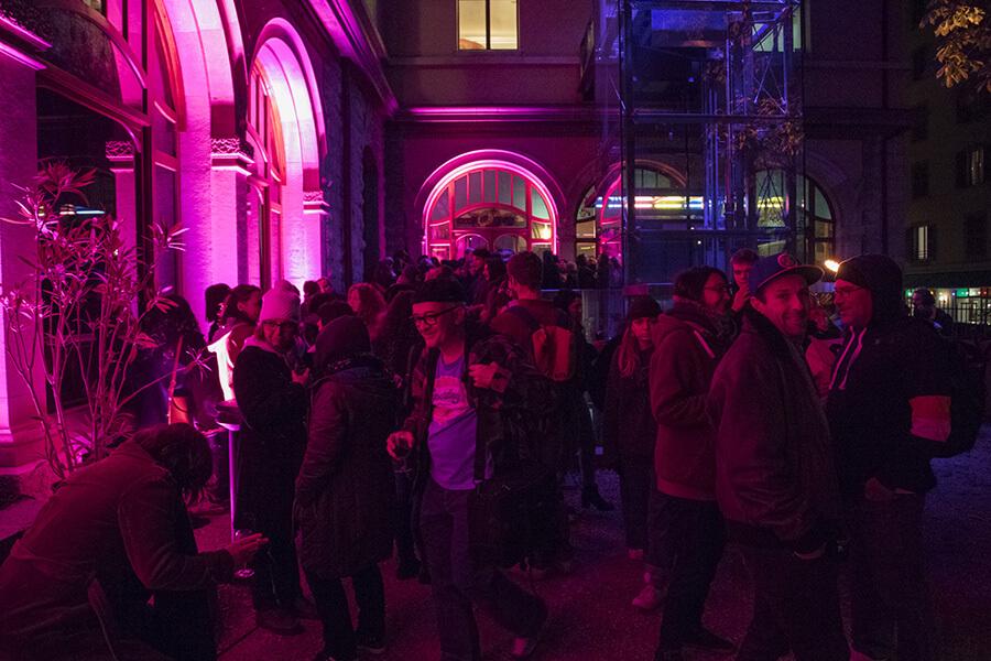 Le succès du GIFF ne s'est pas relâché, une foule dense s'est pressée à tous les rendez-vous