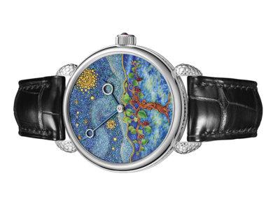 Métiers d'Art Voutilainen Starry Night Vine Yard