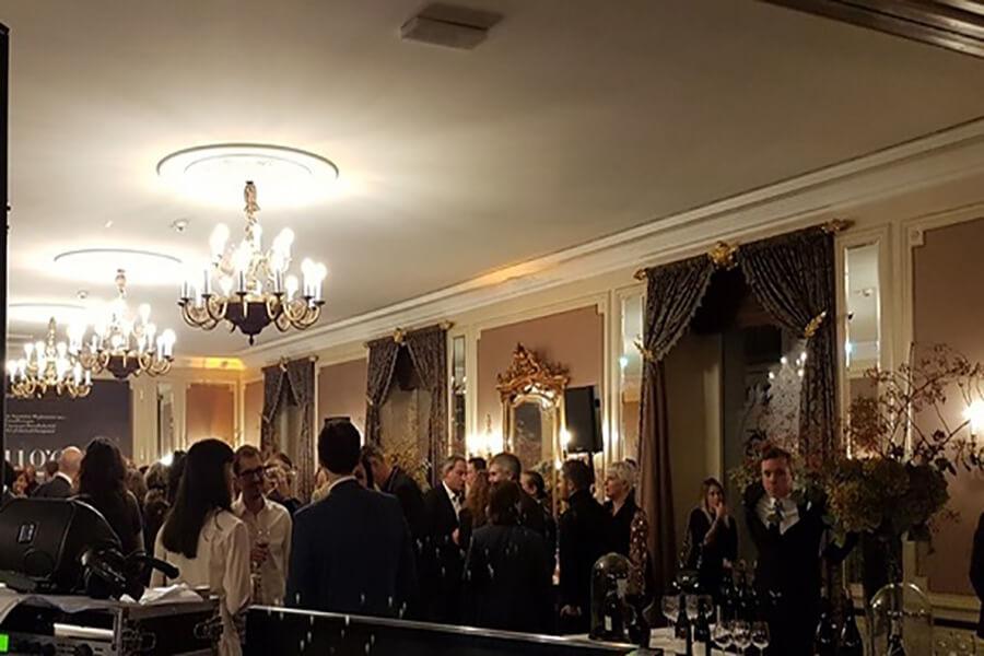 Ventes Baghera wines Beau Rivage Hôtel Genève (GAD)