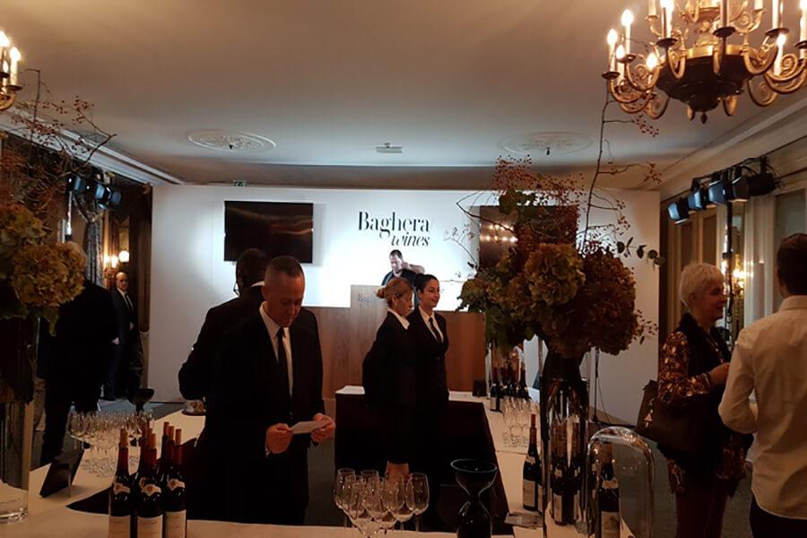 Baghera wines cocktail au Beau Rivage Genève en avant première des ventes.jpg