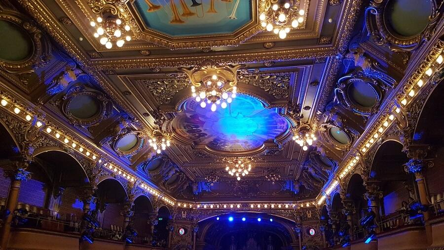 Magie des Grands Siècles, Victoria Hall accueille dans un décor somptueux les plus grands concerts