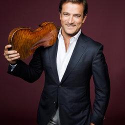 Renaud Capuçon, le célèbre violoniste qu'on ne présente plus (c) Simon Fowler