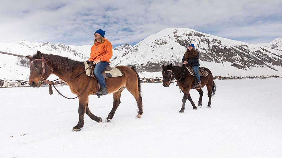 Promenade à cheval (c) Samuel Confortola