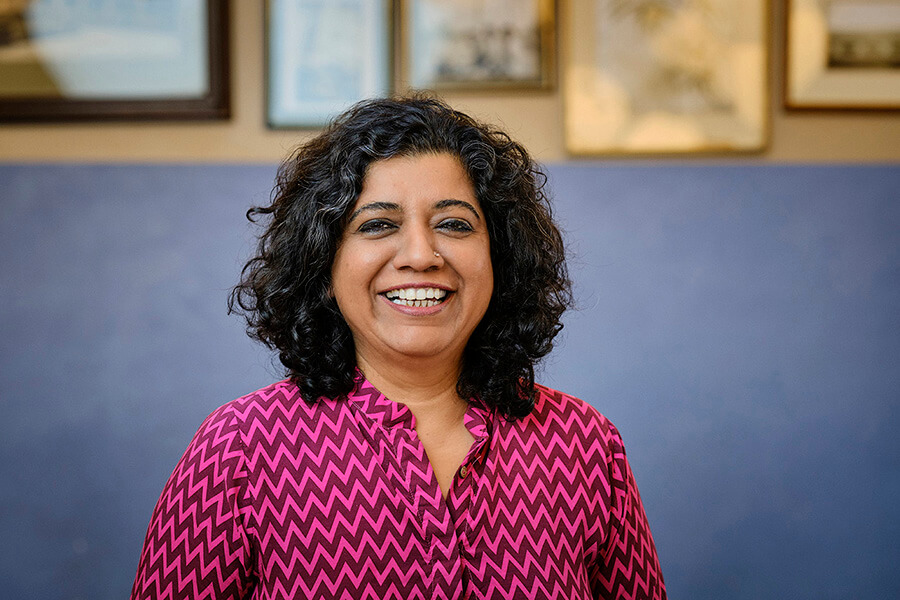 Asma Khan cheffe du Darjeeling Express a Londres, listée au Guide Michelin, Woman in Food 2019, cumule les Prix