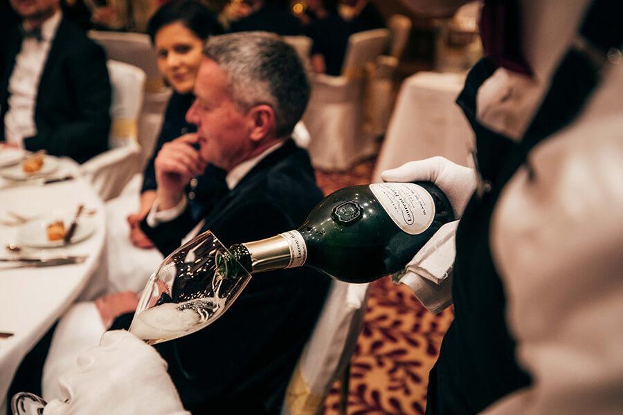 Fascination Champagne 2020 avec Laurent Perrier et ses subtils accords champagne et mets