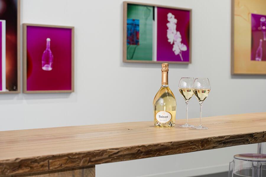 L'Art et le Champagne partagent des valeurs immuables