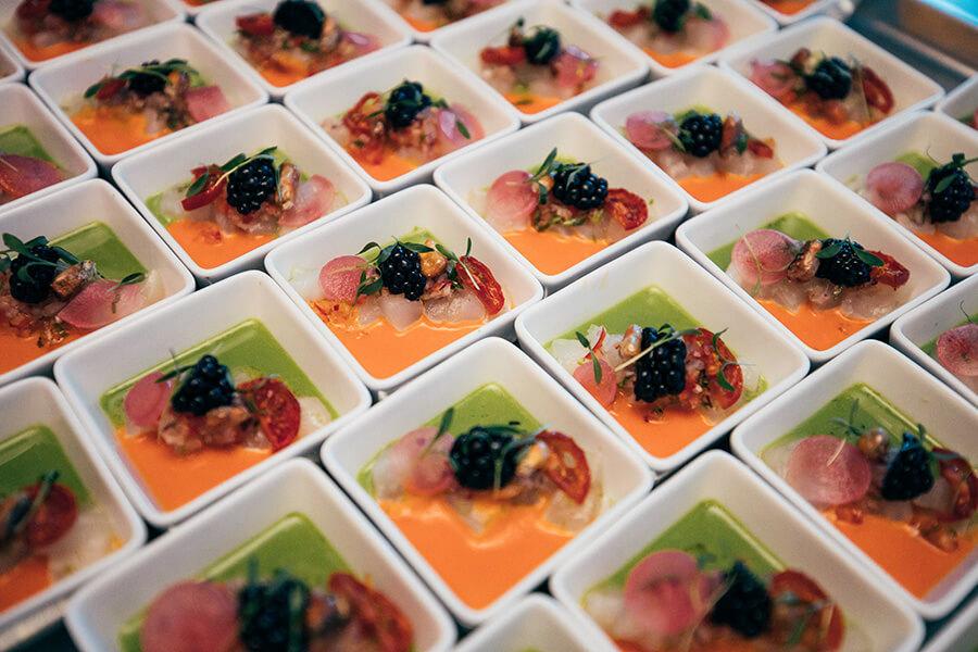 Gourmet-Safari une même soirée gourmande d'hôtel partenaire en hôtel partenaire