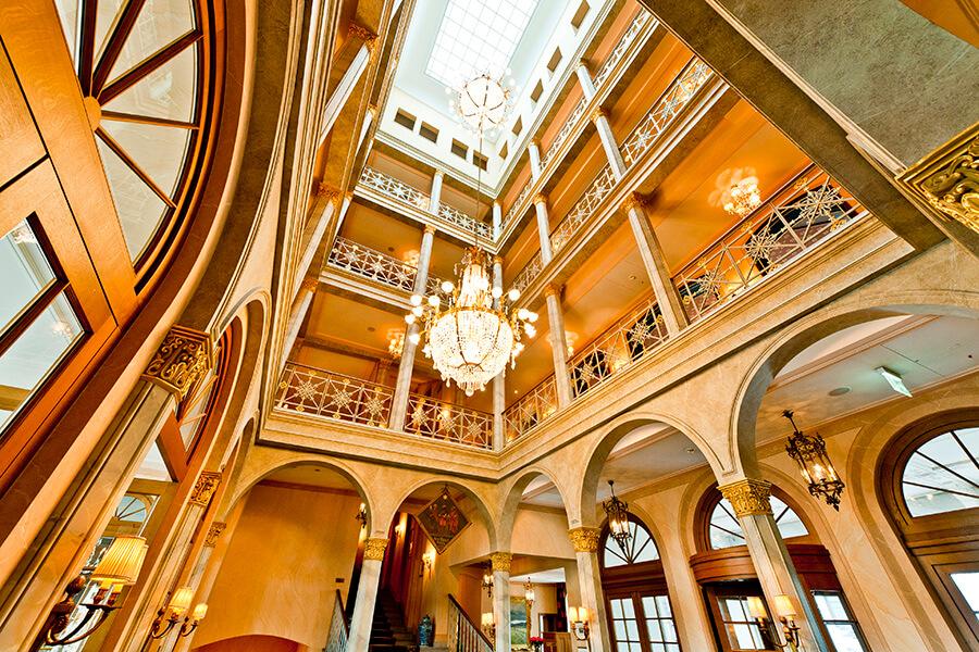 Grand Hôtel Les Trois Rois à Bâle