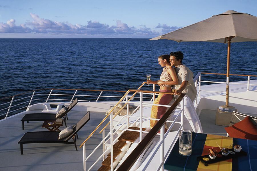 Echappée belle sur l'Explorer Maldives (c)FSH&R