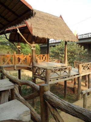 Départ vers le village des éléphants (c) GAD