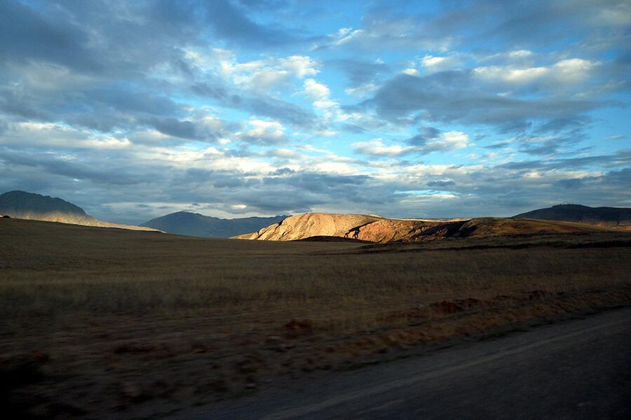(C) Pérou Une beauté minérale vers les Salines de Moras