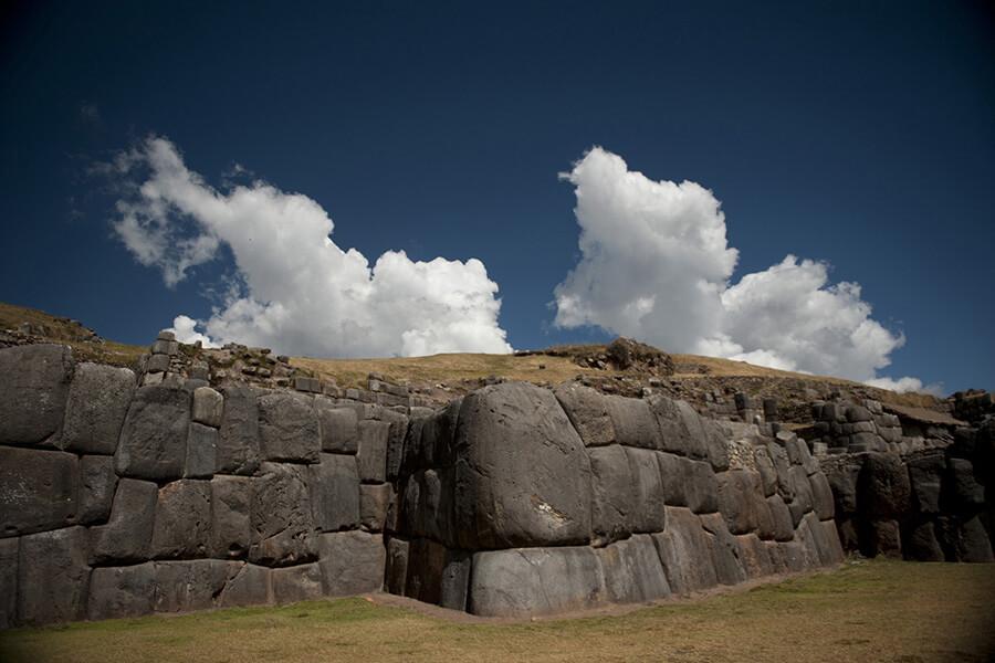 Pérou L'impressionnante forteresse de Sacsayhuaman (C) César Vallejos
