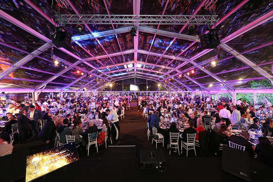 Marbella 2019 Grande soirée de gala réunissant membres et partenaires