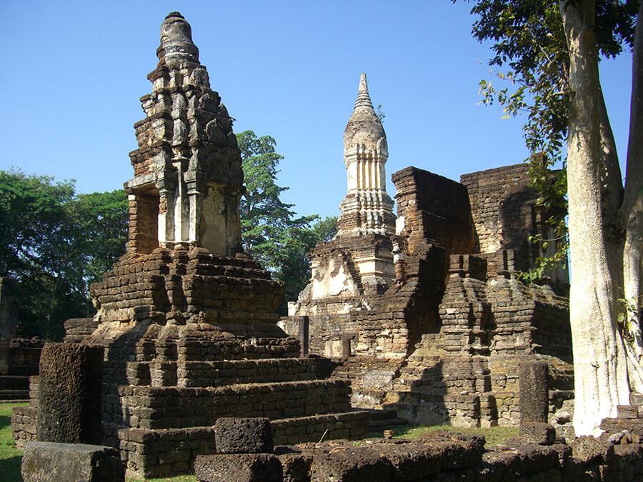 Angkor Vat un parc immense de 287 temples