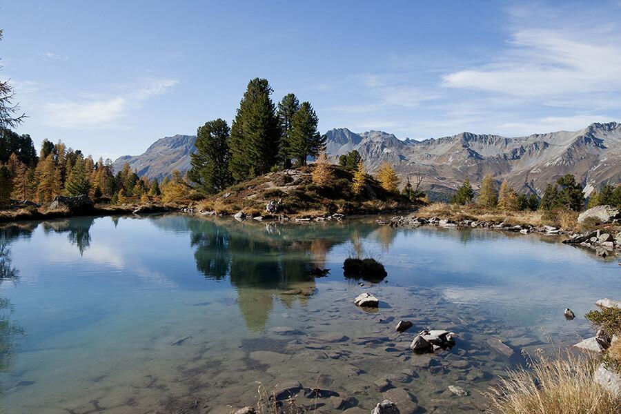 Proche d'Ischgl particularités et beauté du paysage à Galtür