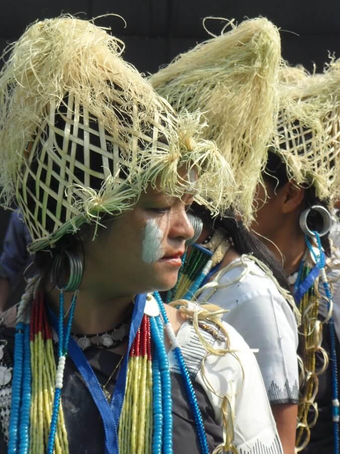 Guwahati Festival des tribus du Nord-Est de l'Inde (c) GAD