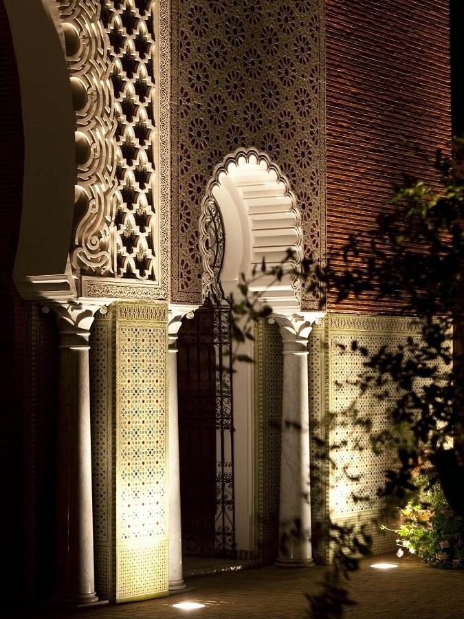 Splendeurs de l'artisanat marocain au Royal Mansour (c) Royal Mansour