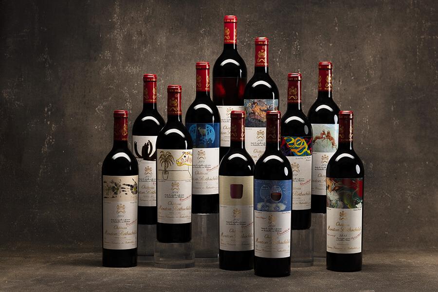 Baghera wines portraits de lots exceptionnels précédement dispersés