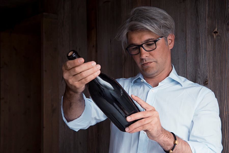 Fondateur de Baghera wines Michael-Ganne