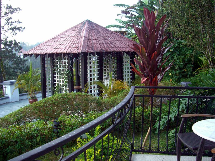 Arrêt de l'Orient-Express à Cameron Highlands Resort