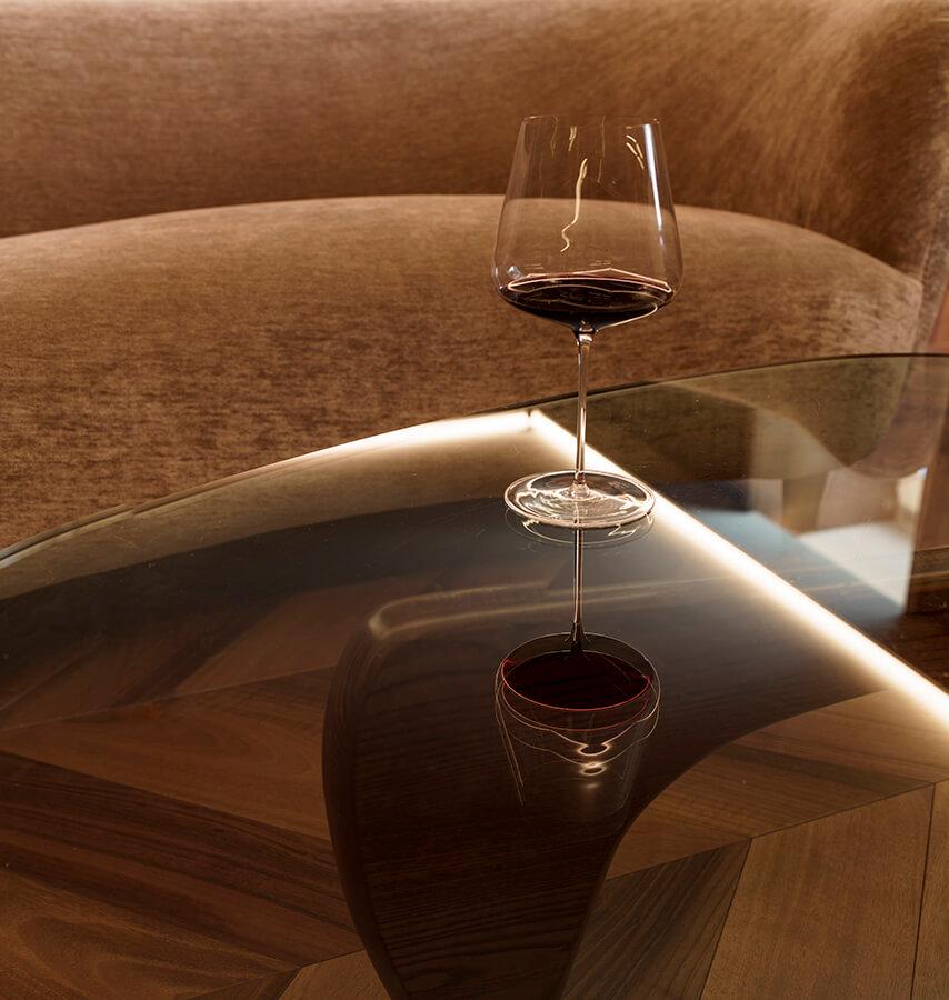 Un lieu de recueillement pour célébrer le vin