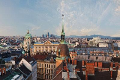 Perspectives sur Vienne