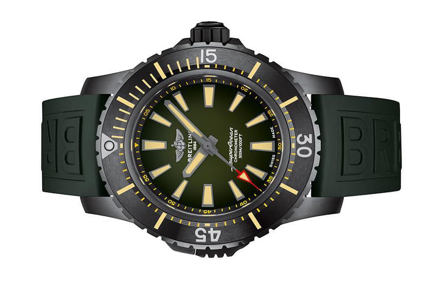 Breitling Prix de la Plongée Superocean Automatic 48 Boutique Edition