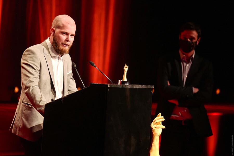 Gaël Petermann et Florian Bédat, fondateurs de Petermann Bédat Prix Révélation Horlogère 2020