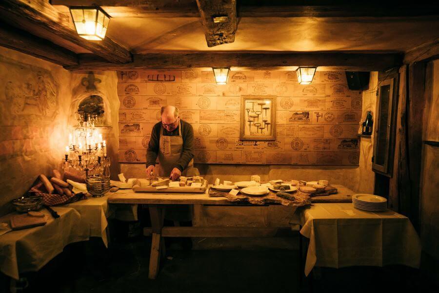 Wine & Cheese spécialités régionales très appréciées par les convives