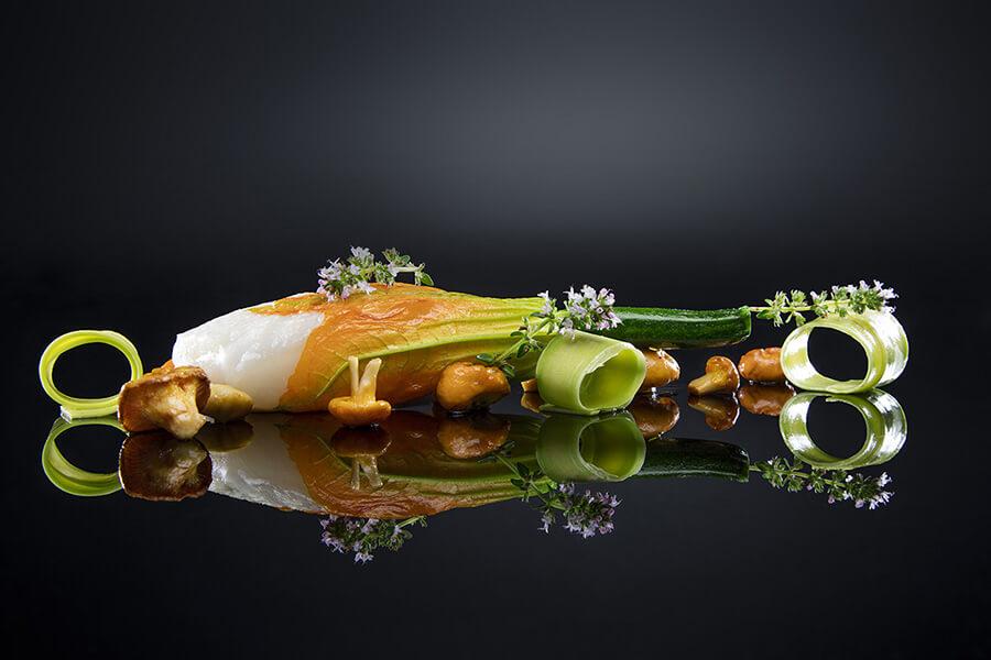 Haute gastronomie by Dominique Gauthier pour le Chat Botté