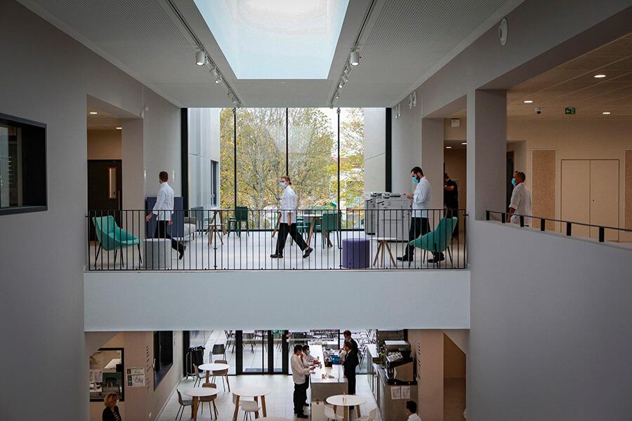 Ecole Ducasse- Paris Campus © Thierry Arensma