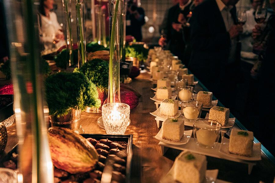 Une déambulation de palace en palace le Gourmet-Safari permet de découvrir les plats de différents Chefs au Festival 2020