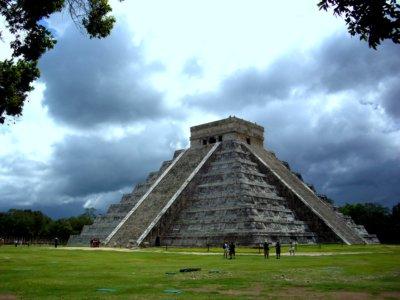 L'architecture était la grande expertise de la fascinante civilisation Maya(c)GAD