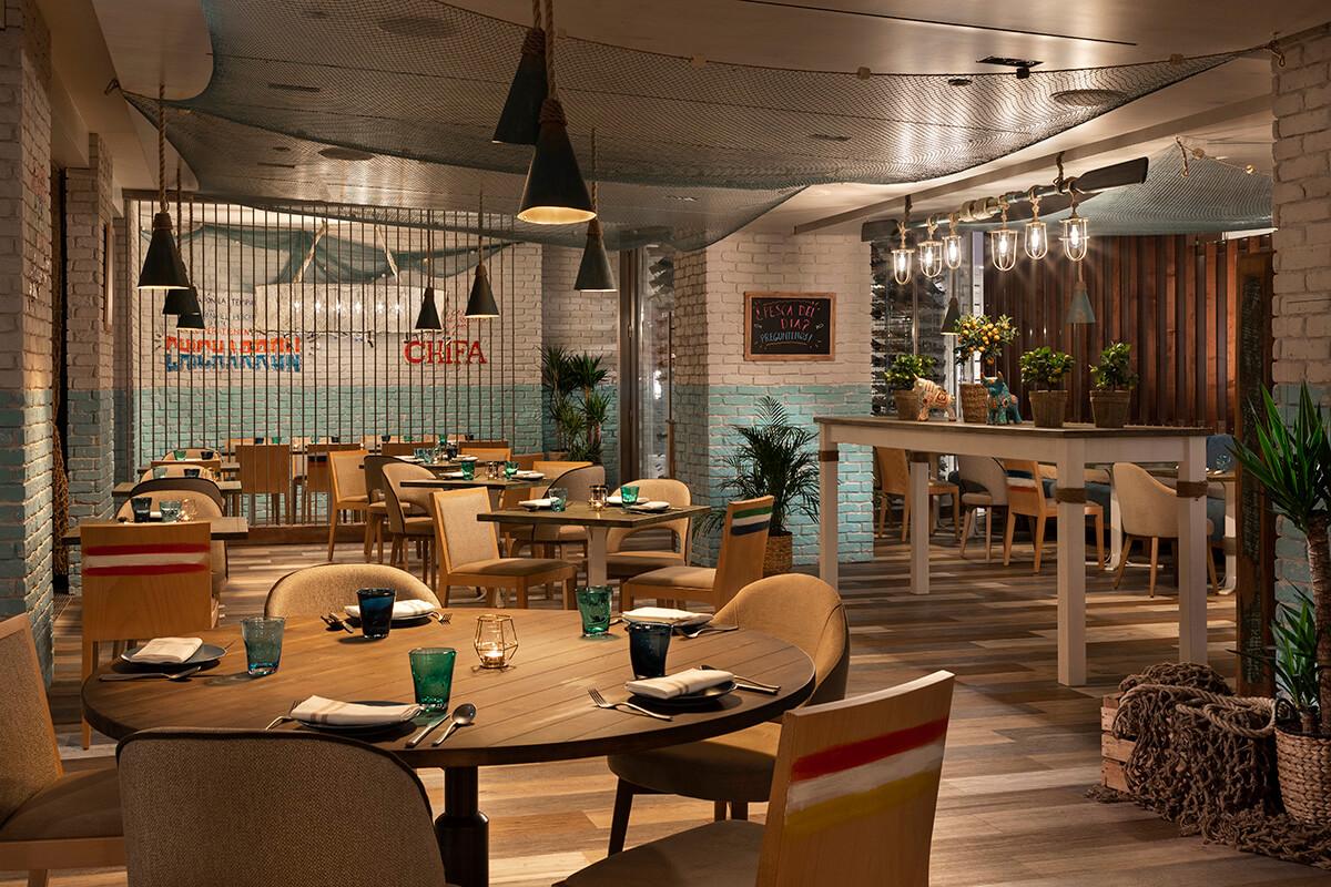 Ambiance authentiquement péruvienne pour le Restaurant Yukumanka de l'Hôtel Mandarin Oriental Geneva